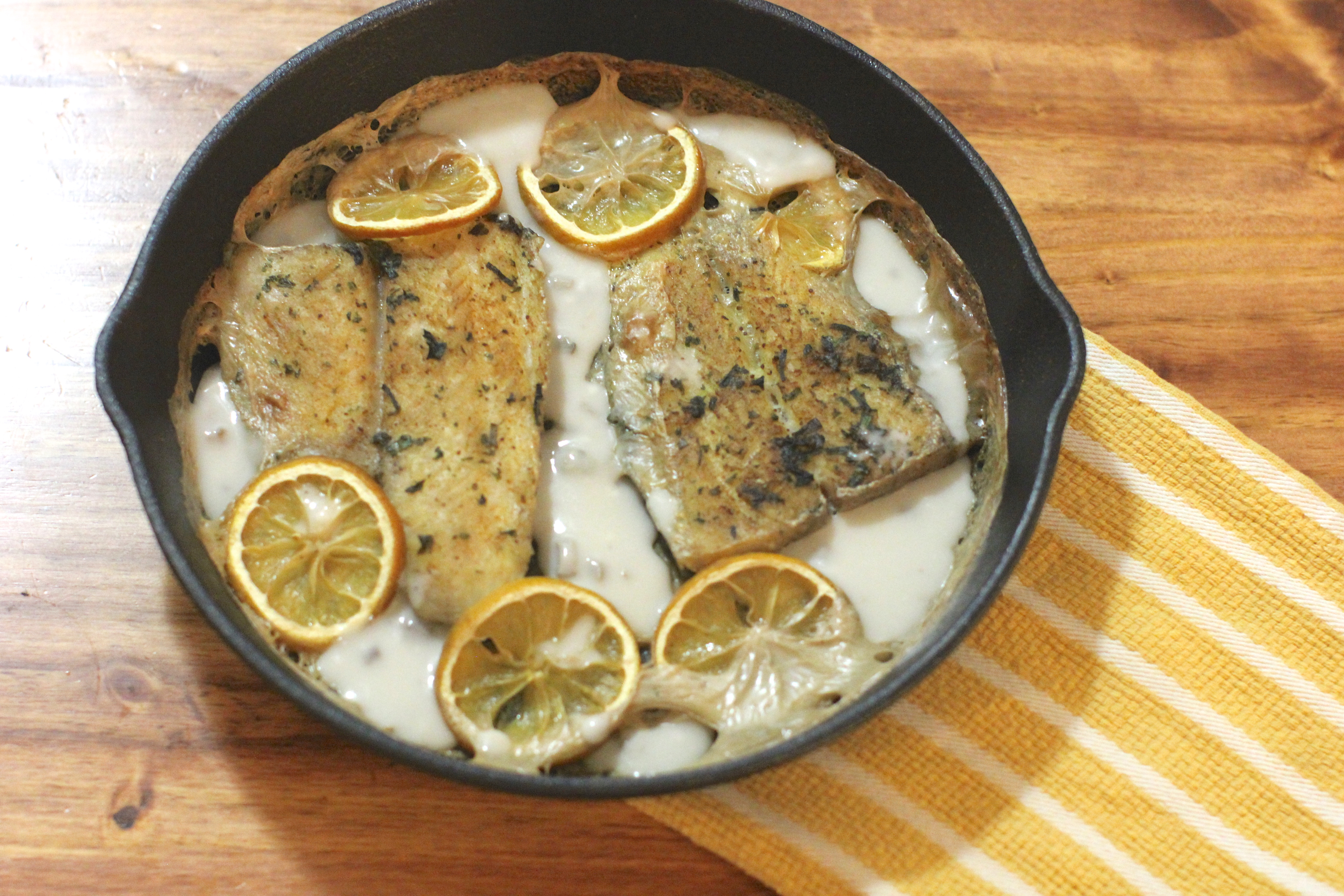 how to cook basa fish in the oven